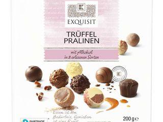 Obrázok Čokoládové pralinky