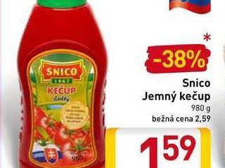 Snico Kečup 980 g