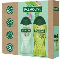 Palmolive Naturals Wellness Hep + Algae sprchový gél 2x500 ml