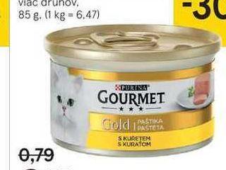 Gourmet paštéta pre mačky, 85 g