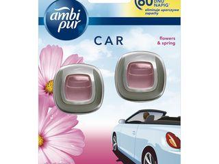 Obrázok Ambi Pur Car flover&spring 1x2 ks