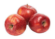 Obrázok Jablká červené 1 kg