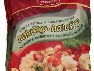 Obrázok SLOVENSKÉ HALUŠKY
