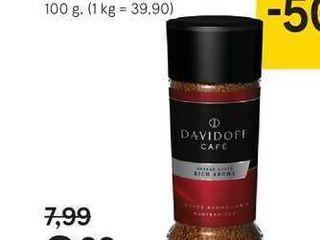 Davidoff instantná káva, 100 g