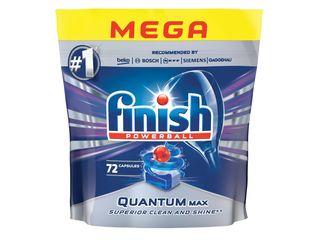 Finish Powerball Quantum Max tablety do umývačky riadu 72ks 1x1 ks