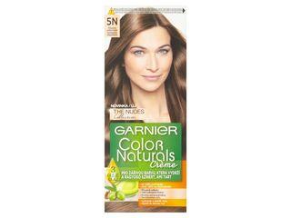 Garnier Color Naturals farba na vlasy nudes 5N svetlohnedá 1x1 ks