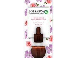 Obrázok Air wick Botanica Exotická ruža náhradná náplň do osviežovača 1x19 ml