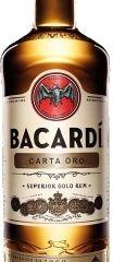 Obrázok Bacardi Carta Oro 37,5% 1,00 L