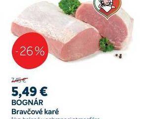 BOGNÁR Bravčové karé, 1 kg
