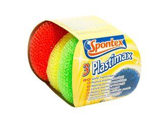 Drôtenka plastová Spontex 3ks