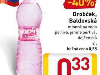 Drobček Baldovská 2 l