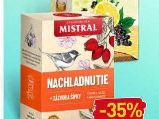 Mistral čaj 30-50 g