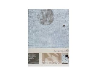 Obliečka krepová úprava 36A 140x220 cm modrá Tarrington House 1ks