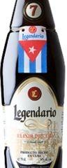 Legendario Elixir de Cuba 7 Aňos 34% 0,70 L