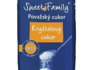 Cukor kryštálový Sweet Family