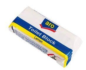 Obrázok ARO WC blok plus citrón náhradná náplň 1x40 g