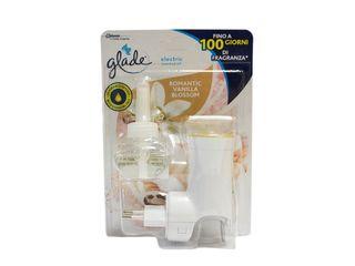Glade Romantic Vanilla Blossom elektrický osviežovač vzduchu 1x20 ml