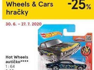 Obrázok Hot Wheels autíčko