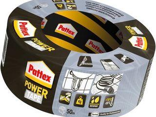 Pattex Lepiaca páska Power Tape strieborná, 50 m