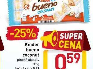Kinder Bueno 39 g