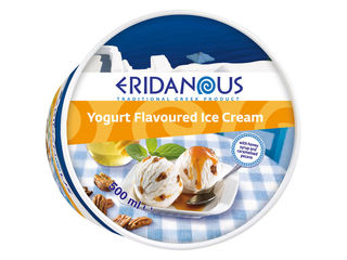 Obrázok Jogurtová zmrzlina