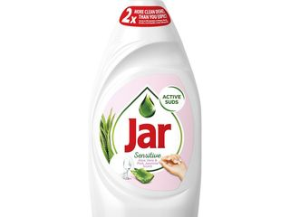 Jar aloe vera & pink jasmine prostriedok na riad 1x900 ml