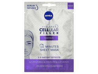 Nivea Hyaluron Cellular Filler textilná maska 1x1 ks