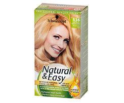 Schwarzkopf Natural & Easy farba na vlasy