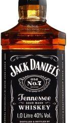 Obrázok Jack Daniel's 40% 1,00 L