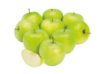 Zelené jablká Delicious