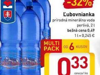 Ľubovnianka 2 l