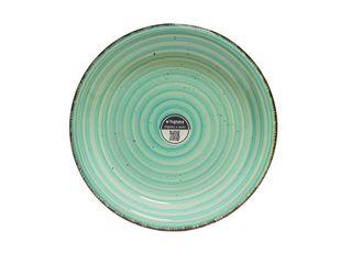 Tanier plytký Louise 27 cm modrý Tognana 1ks