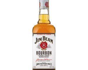 obrázek Jim Beam Bourbon whiskey 700ml