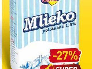 Tami Retro mlieko 1 l