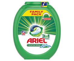 Ariel prací prostriedok 80 dávok