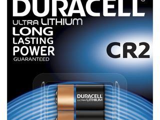 Batérie Ultra DL CR2 B2 Duracell 2ks