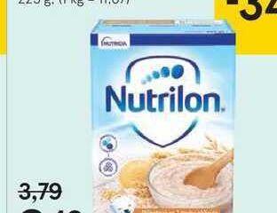 Nutrilon detská kaša, 225 g