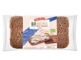 Bio ražný chlieb