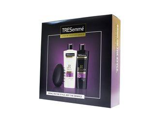TRESemmé Biotin + Repair šampón + kondicionér + kefa