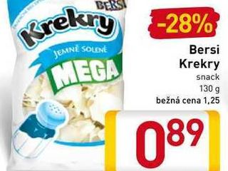 Bersi Krekry 130 g