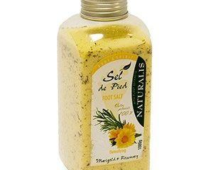 Naturalis soľ na nohy Marigold&Rosemary 1x1 kg