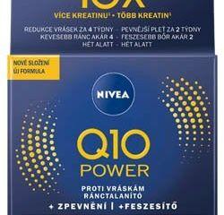 Nivea visage Q10 proti vráskam nočný krém 1x50 ml