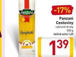 Panzani Cestoviny 500 g