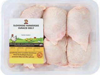 Obrázok Slovenské farmárske horné a dolné stehná