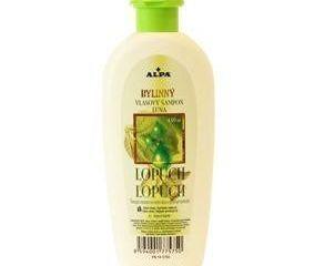 Obrázok Alpa Luna Lopúch šampón na vlasy 1x430 ml