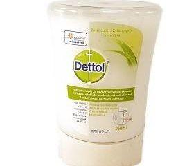 Dettol Aloe Vera mydlo do dávkovča náhradná náplň 1x250 ml