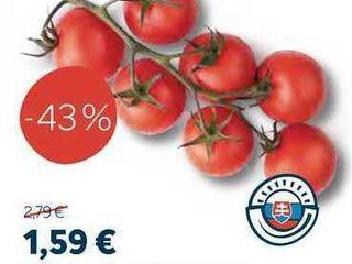 Rajčiaky cherry Tramezzino 250 g
