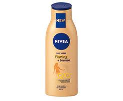 Nivea telové mlieko 400ml
