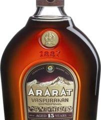 Obrázok Ararat 15YO Vaspurakan 40% 0,70 L