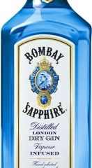 Obrázok Bombay Sapphire 40% 0,70 L